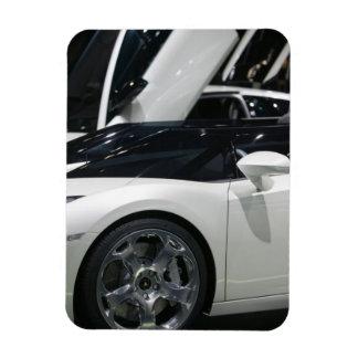 SWITZERLAND, GENEVA: 75th Annual Geneva Auto 9 Magnet