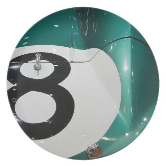 SWITZERLAND, GENEVA: 75th Annual Geneva Auto Plate
