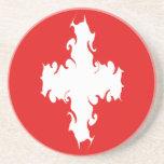 Switzerland Gnarly Flag Coaster