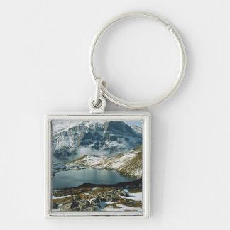 Switzerland, Grindelwald, Bernese Alps, View Keychain