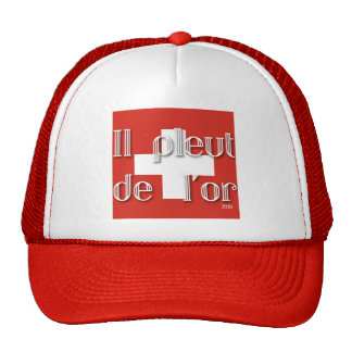 Switzerland Trucker Hats