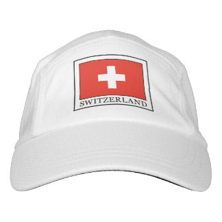 Switzerland Headsweats Hat