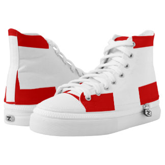 Switzerland High-Top Sneakers