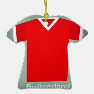 Switzerland.jpg Adorno De Cerámica En Forma De Playera