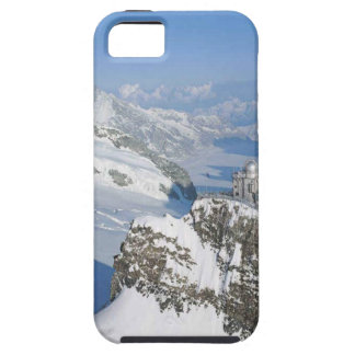 Switzerland, Jungfraujoch, top of Europe iPhone SE/5/5s Case