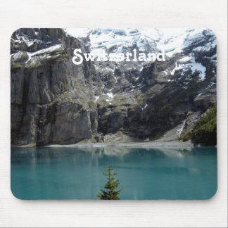 Switzerland Landscape Mouse Pad
