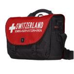 SWITZERLAND laptop bag