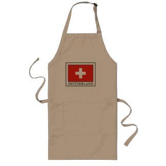 Switzerland Long Apron