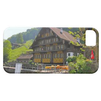 Switzerland, Lucerne Chalet iPhone SE/5/5s Case
