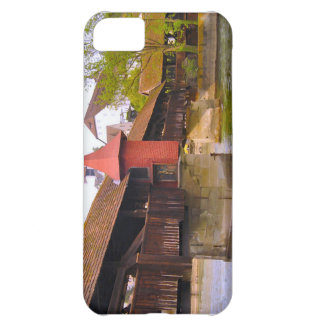 Switzerland, Lucerne chapel bridge iPhone 5C Covers