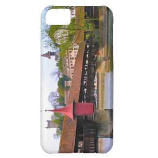 Switzerland, Lucerne chapel bridge iPhone 5C Case