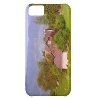 Switzerland, Lucerne country buildings iPhone 5C Cover
