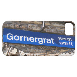 Switzerland, Lucerne Gornergrat station iPhone SE/5/5s Case