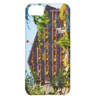 Switzerland,.Lucerne hotel Cover For iPhone 5C