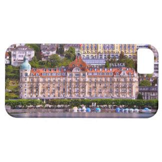 Switzerland, Lucerne, Hotel iPhone SE/5/5s Case