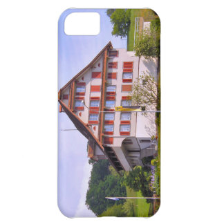 Switzerland, Lucerne Lakeside hotel iPhone 5C Cover