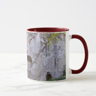 Switzerland, Lucerne, the Lion Monument Mug