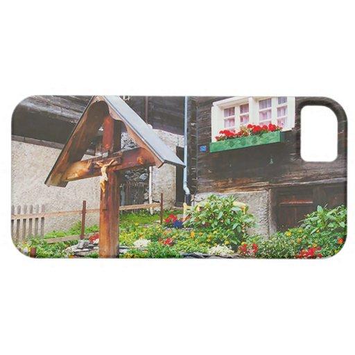 Switzerland, Lucerne Wayside shrine iPhone 5 Case