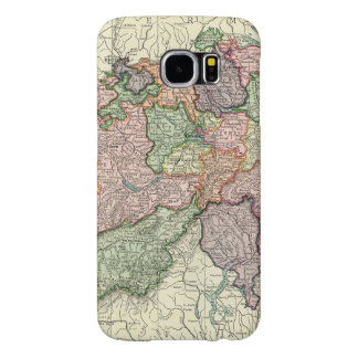 Switzerland Map Samsung Galaxy S6 Barely There Samsung Galaxy S6 Cases
