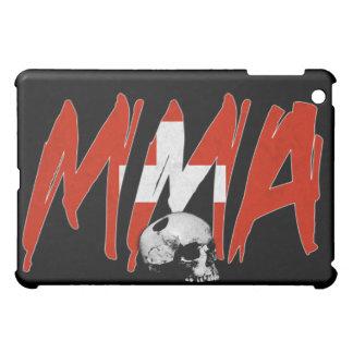 Switzerland MMA Skull Black iPad Case