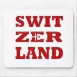 SWITZERLAND MOUSE PADS