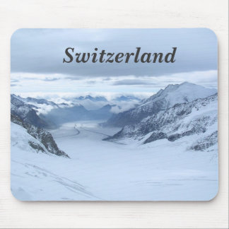 Switzerland Mouse Pad