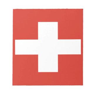 SWITZERLAND NOTE PAD
