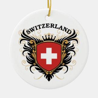 Switzerland Ornaments