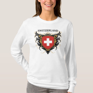 Switzerland [personalize] T-Shirt