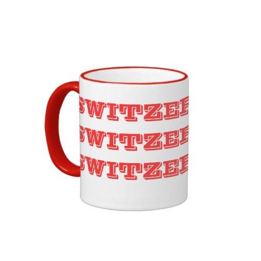switzerland red letter mug zazzle With red letter media mug