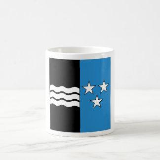 switzerland region canton aargau flag coffee mug