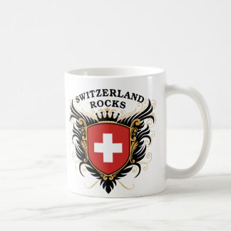 Switzerland Rocks Coffee Mug