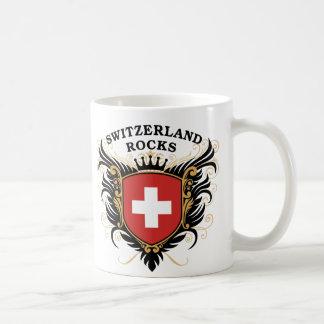 Switzerland Rocks Mugs