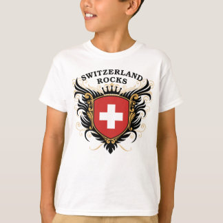 Switzerland Rocks T-Shirt