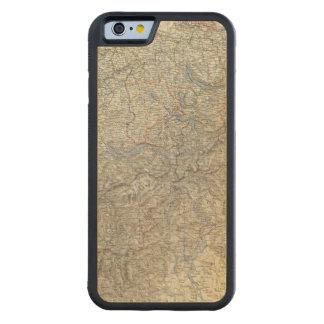 Switzerland, Savoy, Piedmont Carved Maple iPhone 6 Bumper Case