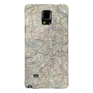 Switzerland, Savoy, Piedmont Galaxy Note 4 Case