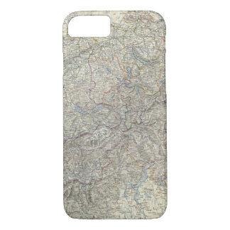 Switzerland, Savoy, Piedmont iPhone 8/7 Case