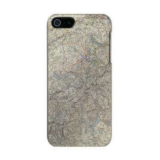 Switzerland, Savoy, Piedmont Metallic iPhone SE/5/5s Case