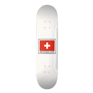 Switzerland Skateboard