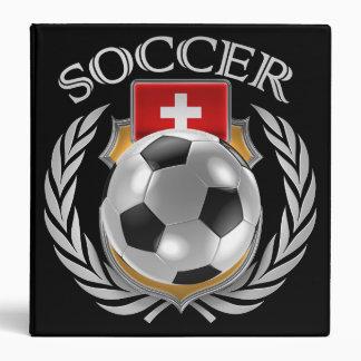 Switzerland Soccer 2016 Fan Gear Binder