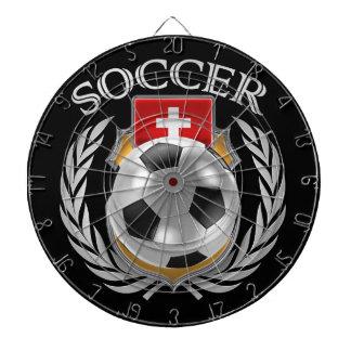 Switzerland Soccer 2016 Fan Gear Dart Boards