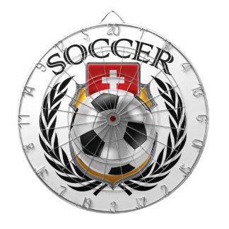 Switzerland Soccer 2016 Fan Gear Dartboards