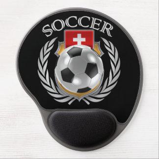 Switzerland Soccer 2016 Fan Gear Gel Mouse Pad