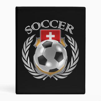 Switzerland Soccer 2016 Fan Gear Mini Binder