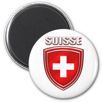 Switzerland Soccer - Brazil 2014 Nati World Cup Refrigerator Magnet