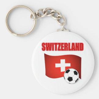switzerland soccer football world cup 2010 keychain