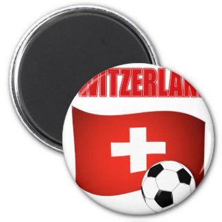 switzerland soccer football world cup 2010 magnet