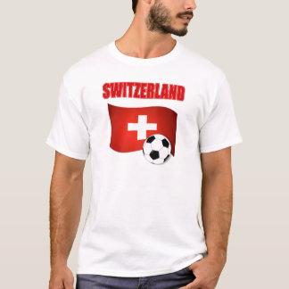 switzerland soccer football world cup 2010 T-Shirt