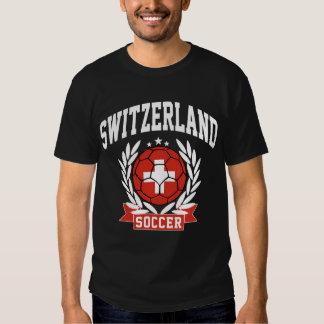 Switzerland Soccer Tee Shirt