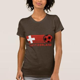Switzerland Soccer Womens T-Shirt